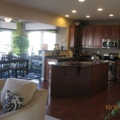 Kitchen Island With Seating For 2 Garbage Cans Walmart Ryan Homes Venice Kitchen/morning Room! | ...