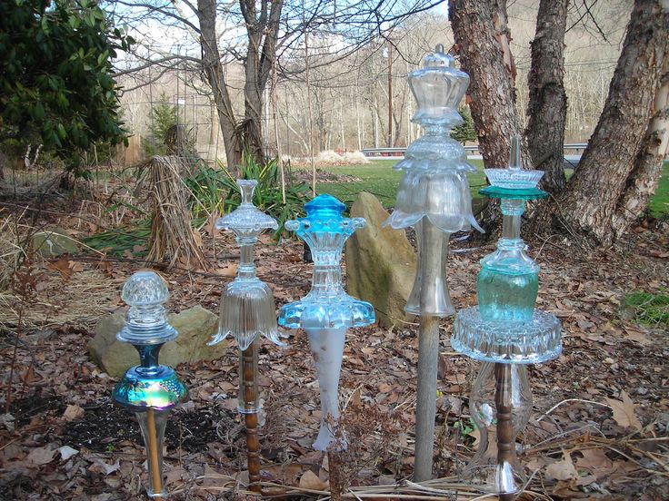 100 Ideas To Try About Whimsical Glass And Garden Gardens