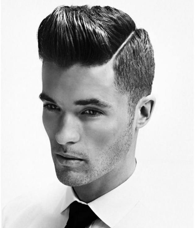 25 Best Ideas About Retro Mens Hairstyles On Pinterest Mens