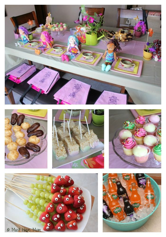 25 Best Ideas About Garden Party Foods On Pinterest Tea Party