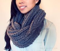 1000+ ideas about Knit Scarf Patterns on Pinterest