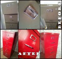 1000+ images about Filing cabinet redos on Pinterest ...