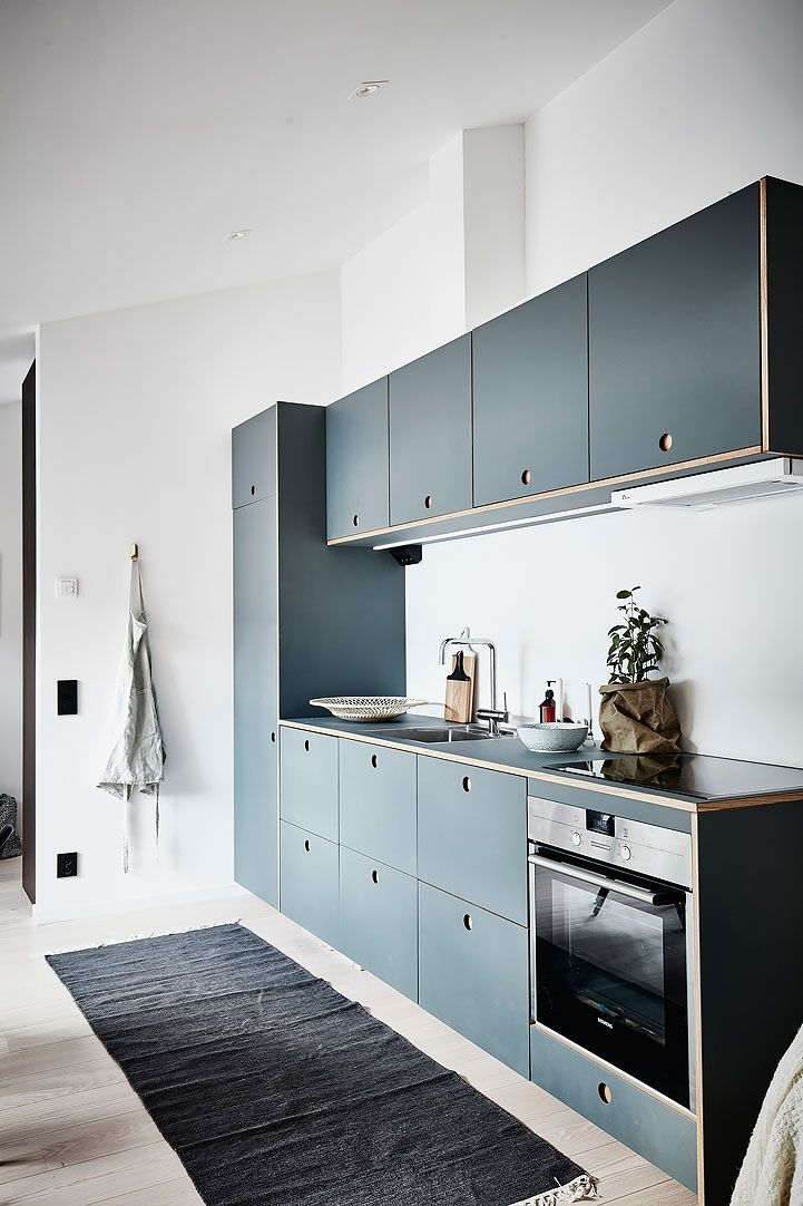 25 best ideas about Small apartment kitchen on Pinterest