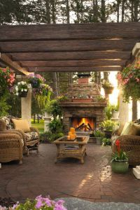 Best 25+ Outdoor rooms ideas on Pinterest