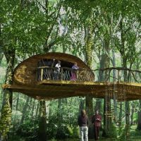 18 Best images about Living-Room Treehouses on Pinterest ...