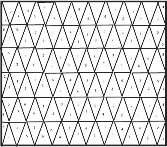 Best 25+ Triangle Quilt Tutorials ideas on Pinterest