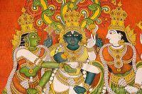 17 Best images about kalamkari art on Pinterest ...