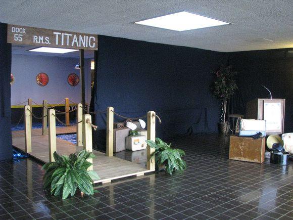 prom theme ideas  Google Search  TITANIC CRUISE SHIP