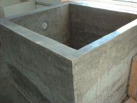DIY Concrete Ofuro bathtub by splatgirl, via Flickr   Doug ...
