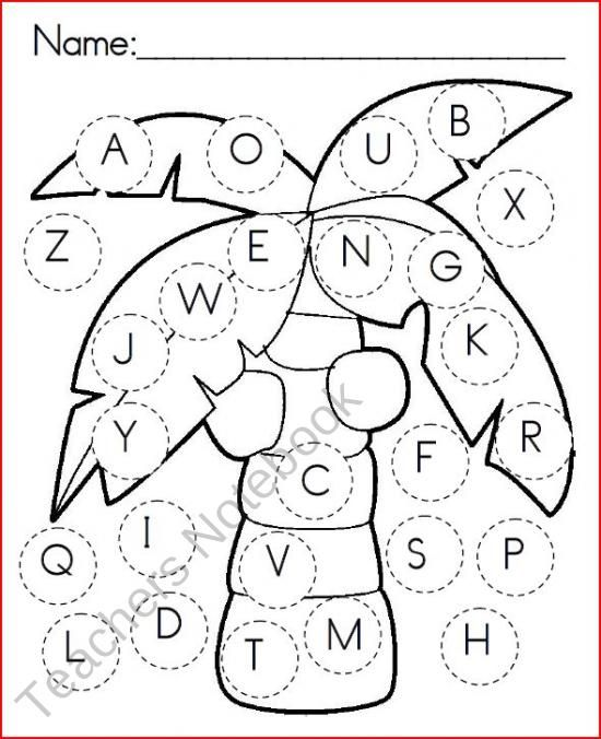 58 best images about Preschool Letter Activities on