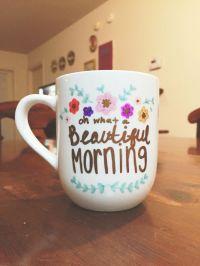 15+ best ideas about Sharpie Mugs on Pinterest | Sharpie ...