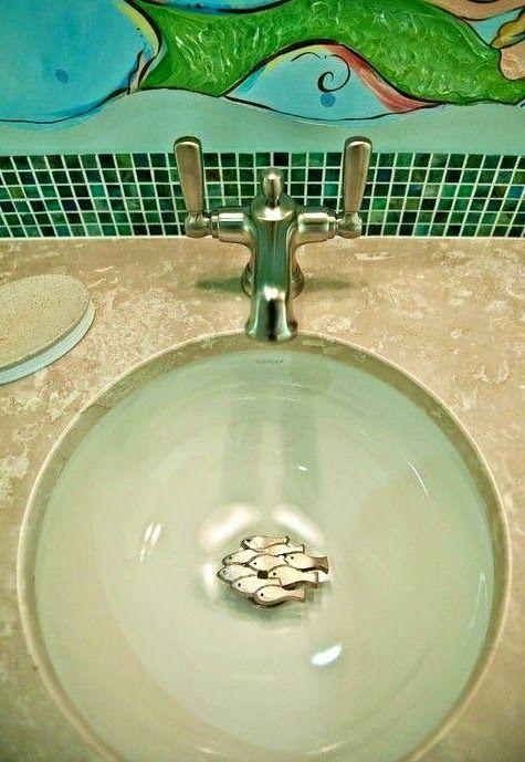sink cabinet kitchen commercial refrigerator 143 best images about coastal bathrooms on pinterest ...