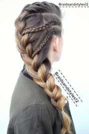 viking braids ideas
