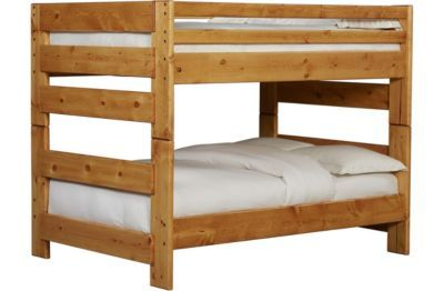 Havertys Timber Trail Bunk Bed