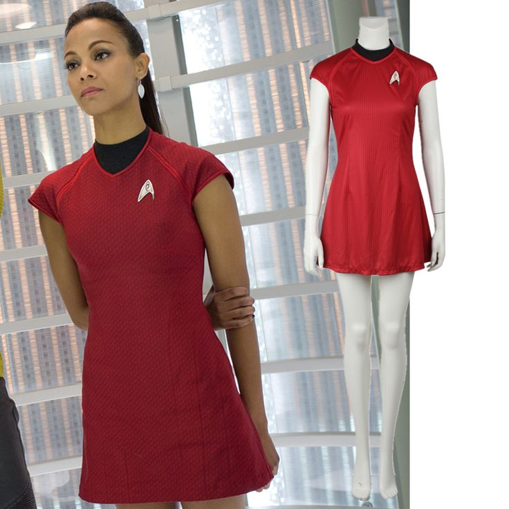 25+ best ideas about Uhura costume on Pinterest