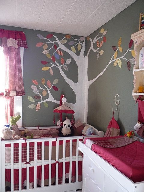 643 Best Images About Nursery Decorating Ideas On Pinterest