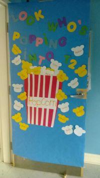 daycare door idea! | door ideas | Pinterest | Ideas ...