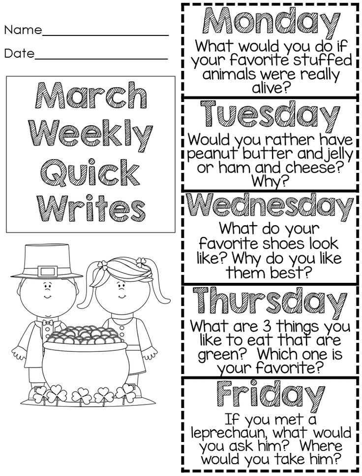 Top 25 ideas about First Grade Writing Prompts on