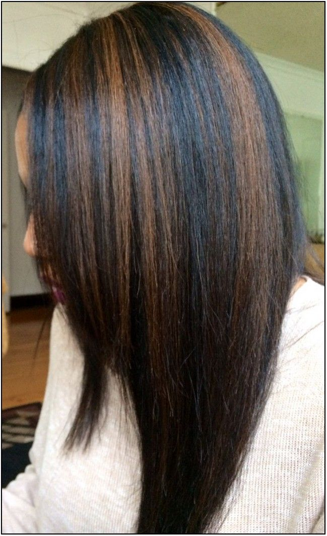 1000+ ideas about Highlights For Black Hair on Pinterest