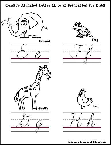 23 best images about Cursive writing for boy on Pinterest