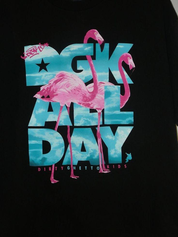 Dgk Wallpaper Iphone Dgk Dirty Ghetto Kids T Shirt Cotton Crew Neck Pink