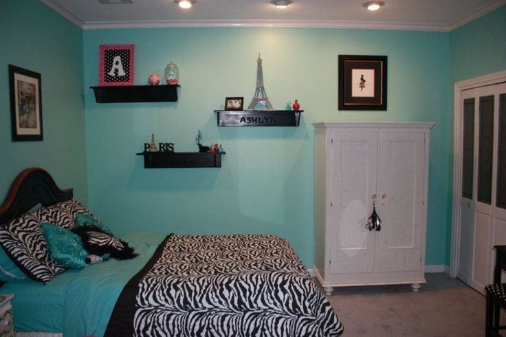 Bedroom Ideas For Teenage Girls Teal Google Search