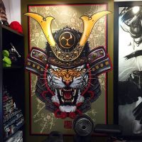 239 best images about Japanese Tiger Designs on Pinterest