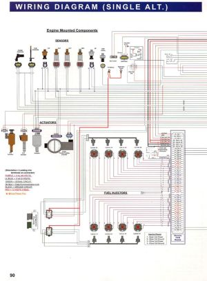 73 powerstroke wiring diagram  Google Search | work crap