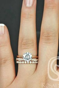 25+ best ideas about Engagement ring settings on Pinterest