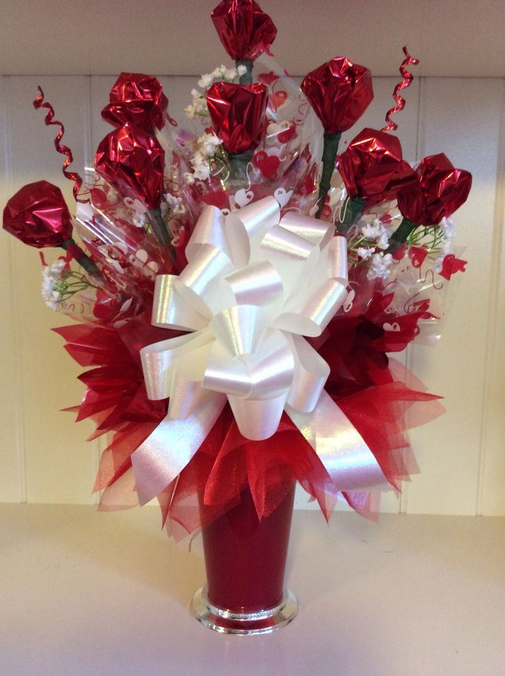 Hand Wrapped Chocolate Truffle Roses 4999 Valentines