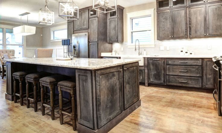 17 ideas about Rustic Kitchen Cabinets on Pinterest