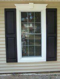 Best 20+ Outdoor window trim ideas on Pinterest | Starter ...