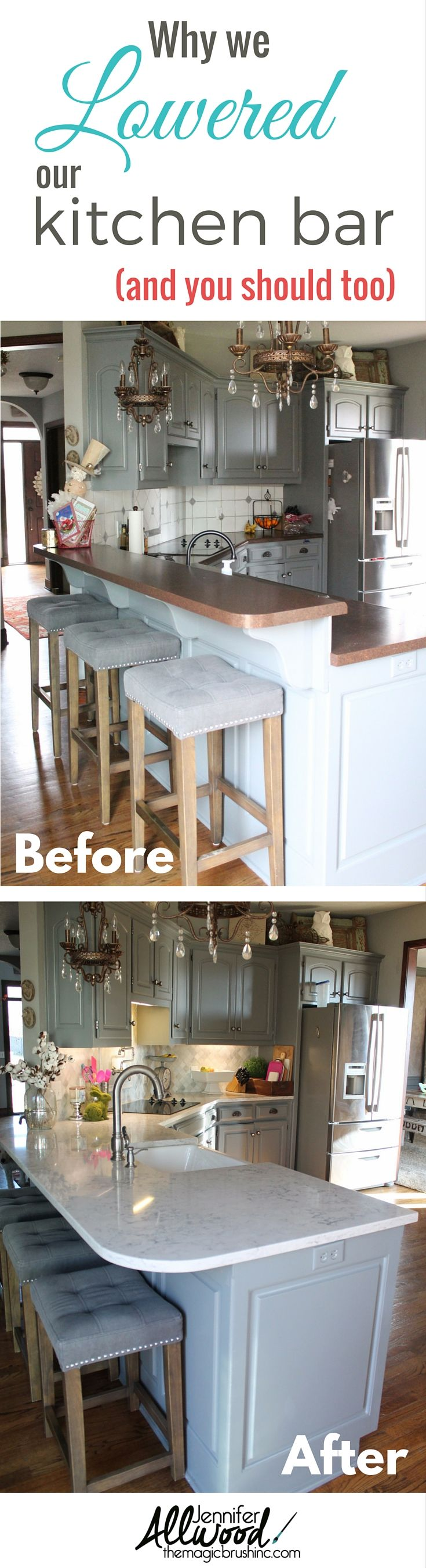 25+ best ideas about Kitchen Bars on Pinterest
