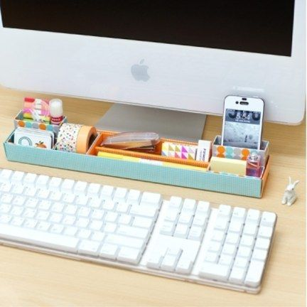 25 best ideas about Work desk organization on Pinterest