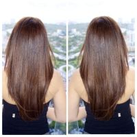 Best Hair Color For Latinas On Pinterest Highlights | love ...