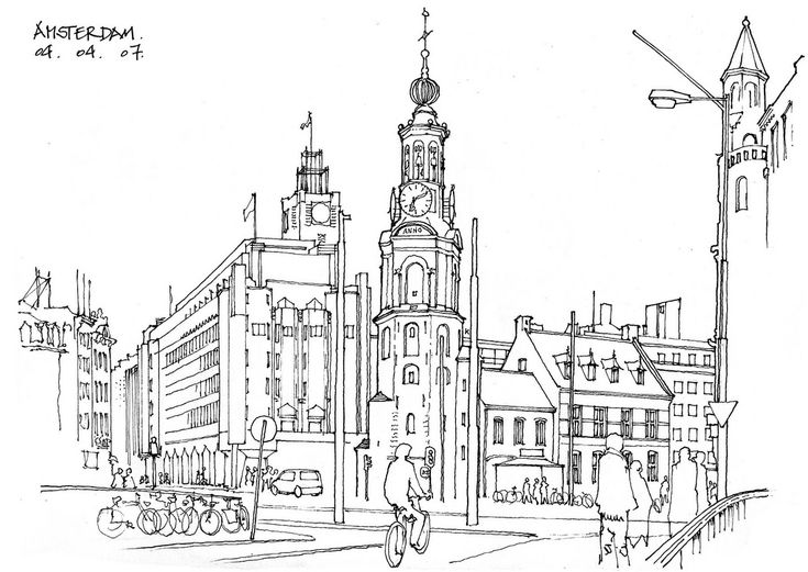 3710 best Urban sketching images on Pinterest