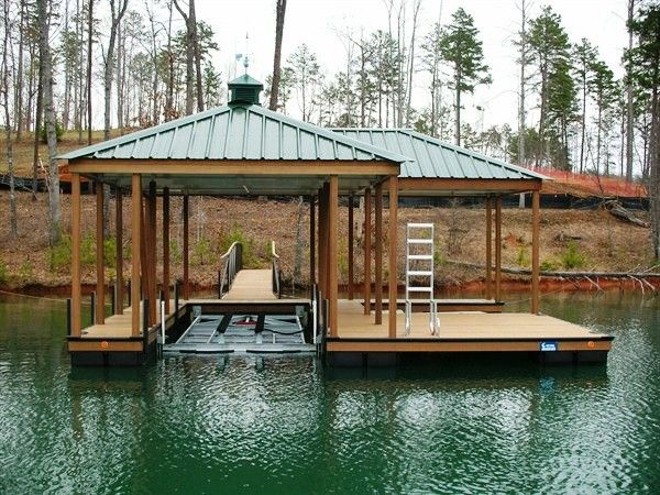 fishing chair brackets pool chaise lounge chairs best 25+ boat dock ideas on pinterest