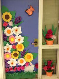 Spring Door contest winner! | Class: doors/decorations ...