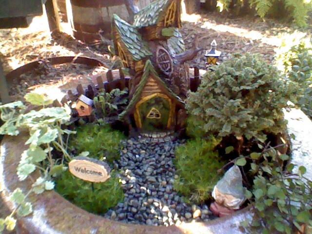 Les 105 Meilleures Images à Propos De Fairy Gnome Garden Sur