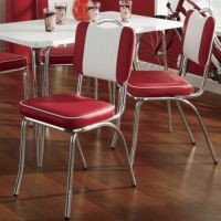 17 Best images about vintage chrome table and chairs. on ...