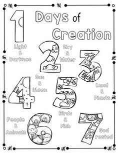 15+ best ideas about Creation Activities on Pinterest