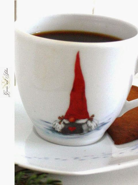 Adorable Scandinavian Gnome Dinnerware Gifts For Gnome