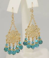 1000+ ideas about Teal Chandeliers on Pinterest | Girls ...