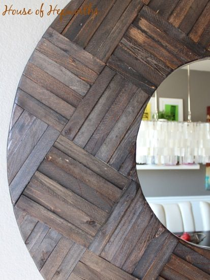 25 best ideas about Diy mirror on Pinterest  Cheap wall