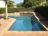 Cool corner pool | Backyard | Pinterest | Pools