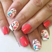 ideas valentine nail