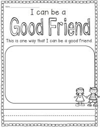1000+ ideas about Friendship Lessons on Pinterest ...