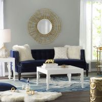 Best 25+ Navy gold bedroom ideas on Pinterest