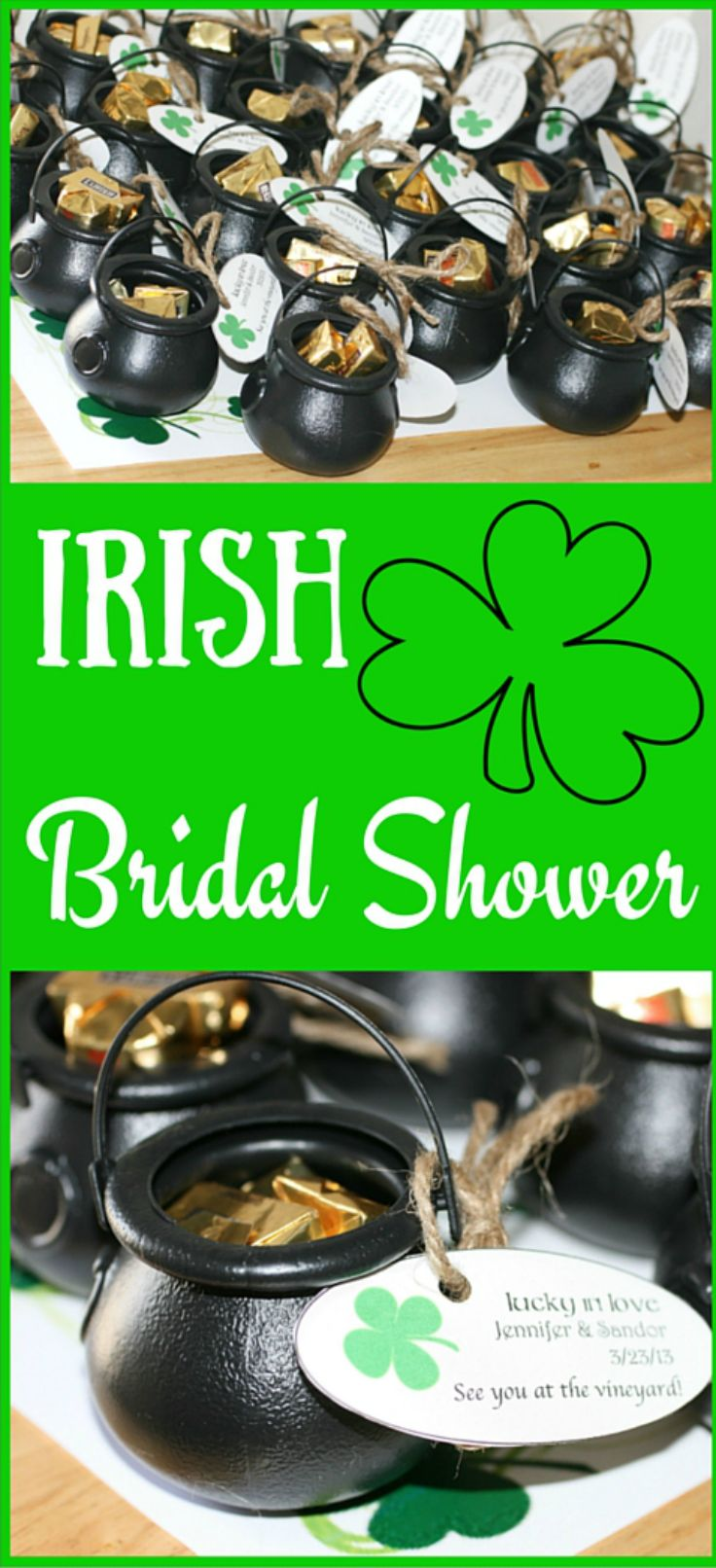 How to throw an irish themed bridal shower lifestyle
