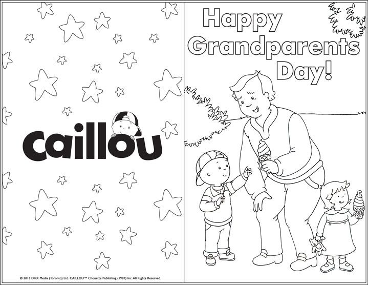 17 Best images about Caillou Activities & Printables! on